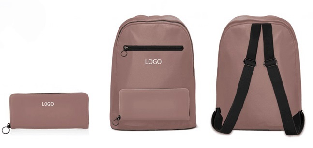 Over light packable backpack